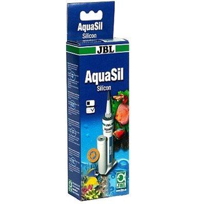 JBL AquaSil 310 ml silicone transparent pour l\'assemblage d\'aquarium