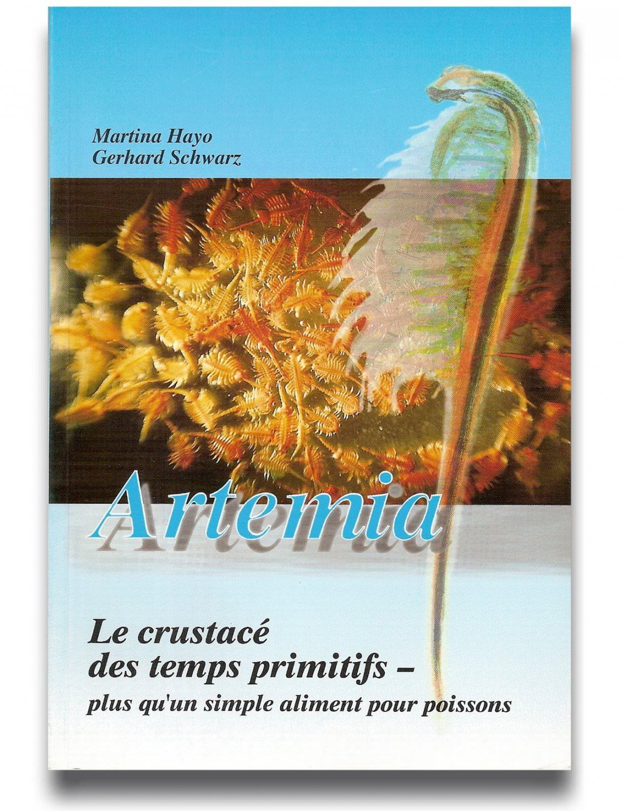 HOBBY Livre en français sur les artemias de A à Z