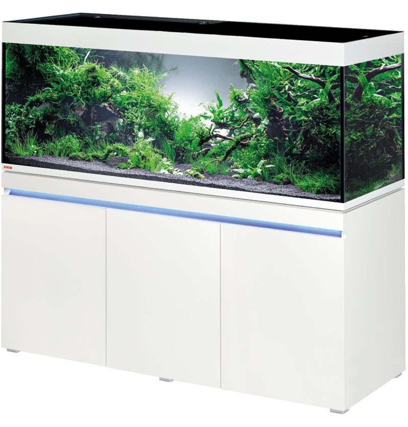 EHEIM Incpiria 530 LED Alpin kit aquarium 160 cm 530 L avec meuble et éclairage LEDs