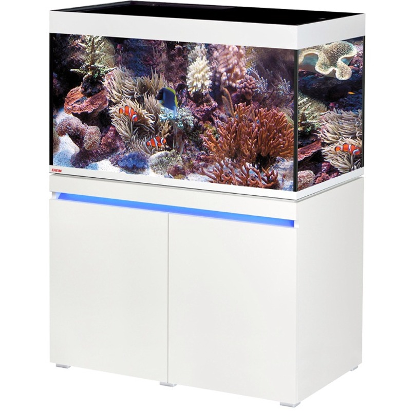 EHEIM Incpiria Marine 330 LED Alpin kit aquarium 100 cm 330 L avec meuble et éclairage LEDs