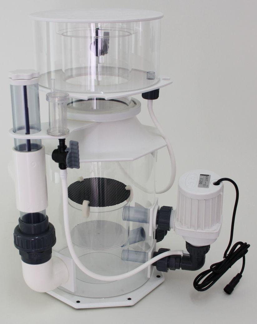 DELTEC TC 2561 écumeur externe avec pompe 24V et contrôleur pour aquarium de 2000 à 2400 L