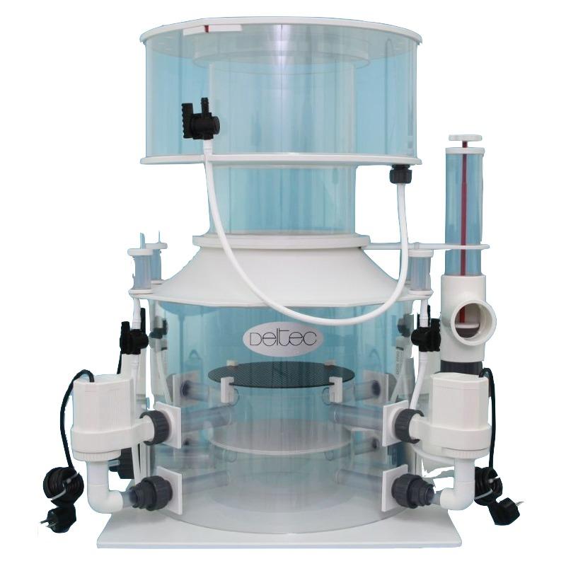 DELTEC TC 4581 écumeur externe avec pompe 24V et contrôleur pour aquarium de 11000 à 14000 L