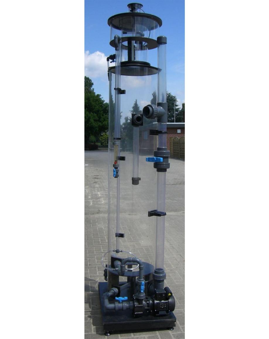 DELTEC TC 4630 écumeur externe pour aquarium de 20000 à 25000 L