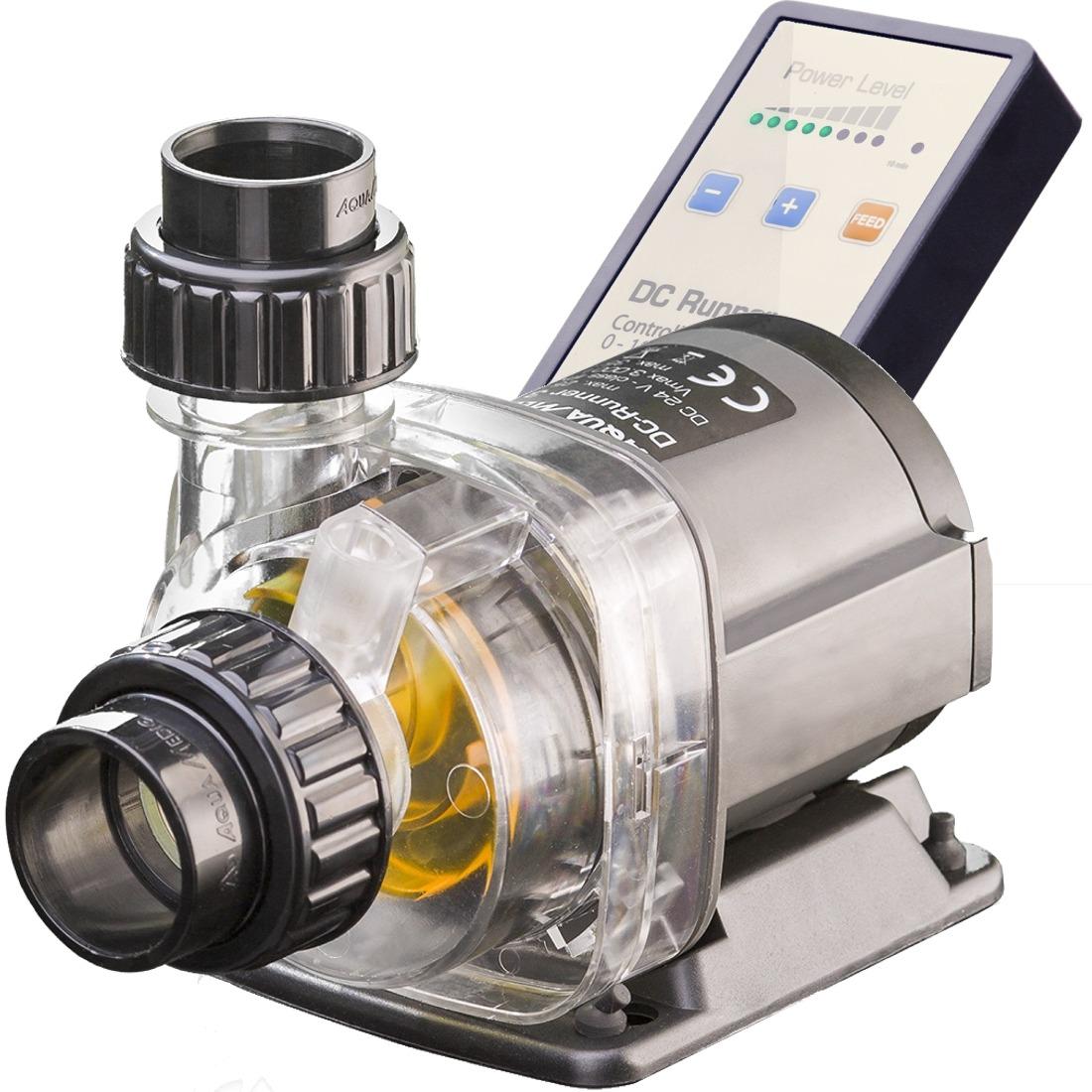 AQUA MEDIC DC Runner 3.2 Ultra Silent pompe 3000 L/h avec contrôleur pour aquarium d\'eau douce et d\'eau mer