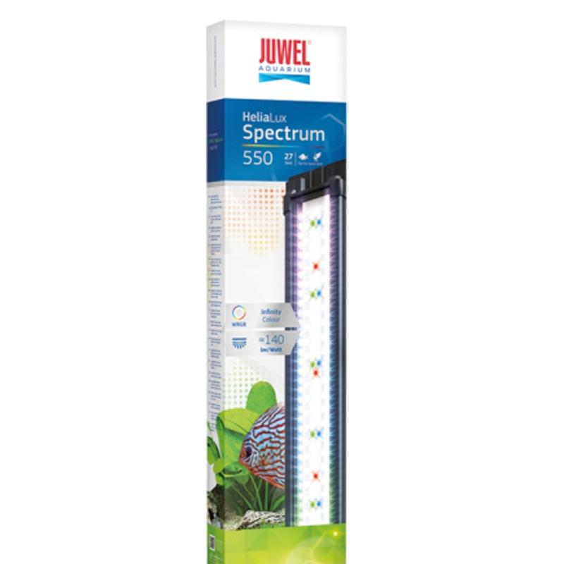 JUWEL HeliaLux Spectrum 55 cm réglette LEDs 27W pour aquarium JUWEL Trigon 350, Delta 80 et Lido 100