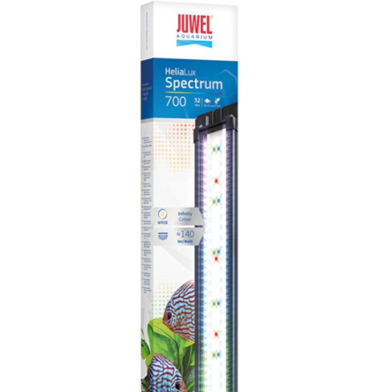 JUWEL HeliaLux Spectrum 70 cm réglette LEDs 32W pour aquarium JUWEL Lido 200, Trigon 190, Delta 100 et Delta 300