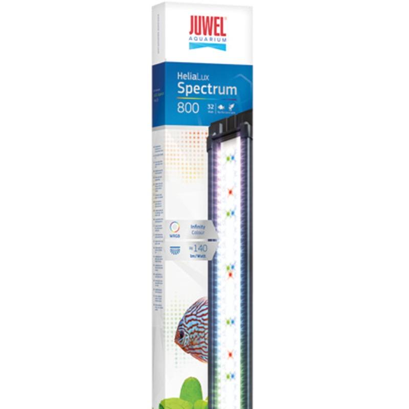 JUWEL HeliaLux Spectrum 80 cm réglette LEDs 32W pour aquarium JUWEL Rio 125 et Panorama 80