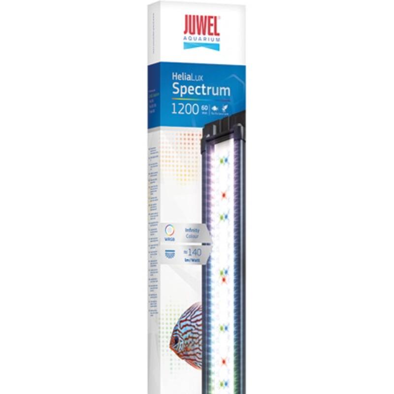JUWEL HeliaLux Spectrum 120 cm réglette LEDs 60W pour aquarium JUWEL Rio 240, Rio 300/350, Vision 260 et Panorama 200