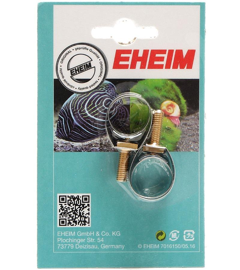 EHEIM Lot de 2 colliers de serrage pour tuyau 12/16 mm