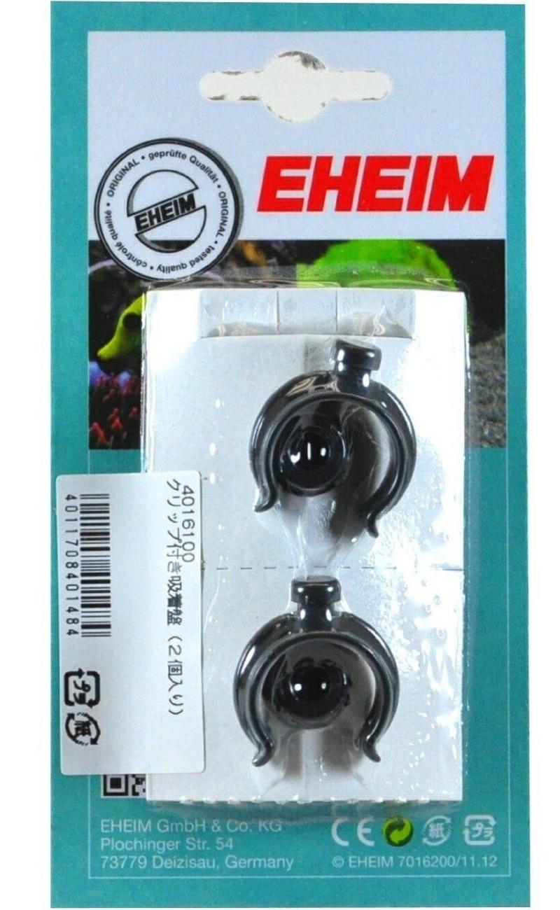 EHEIM Lot de 2 ventouses de remplacement pour kit Installation SET 1 et 2