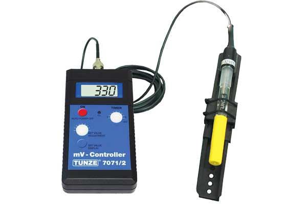 TUNZE mV Controller 7071/2 contrôleur électronique de Redox