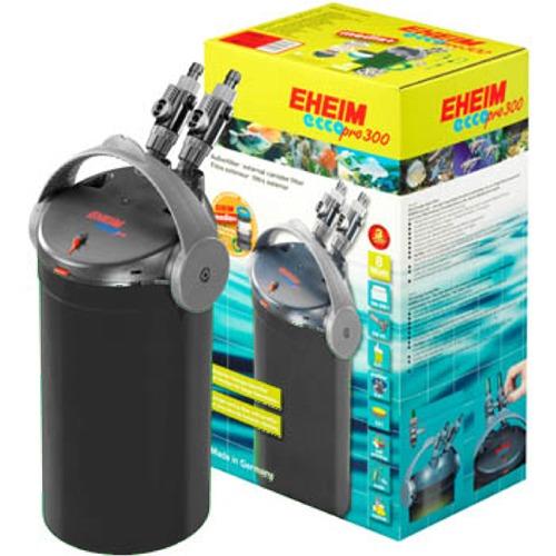 EHEIM Ecco Pro 300 Black Édition filtre externe complet pour aquarium entre 160 et 300L