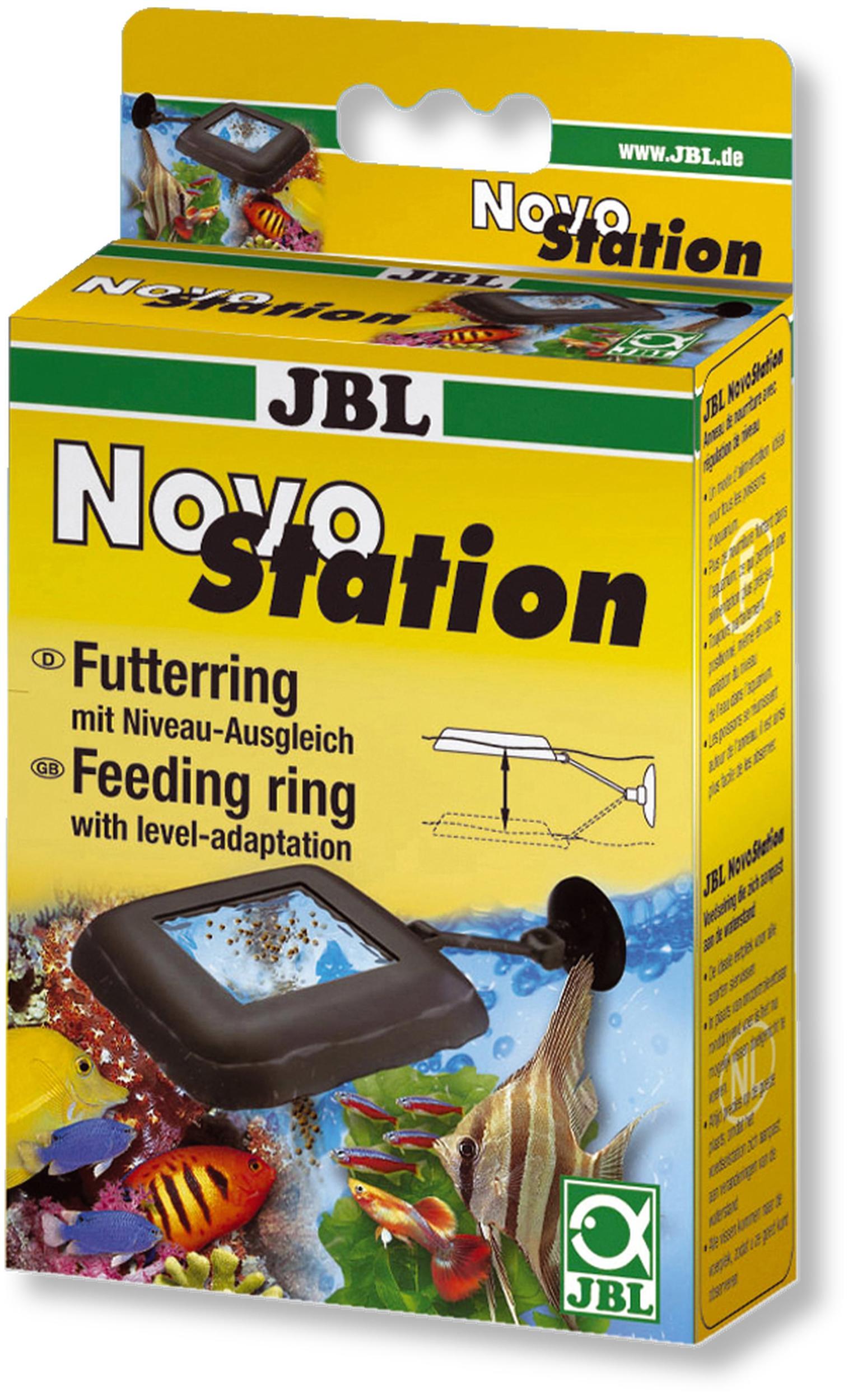 JBL NovoStation anneau de nourrissage flottant 9 x 9 cm
