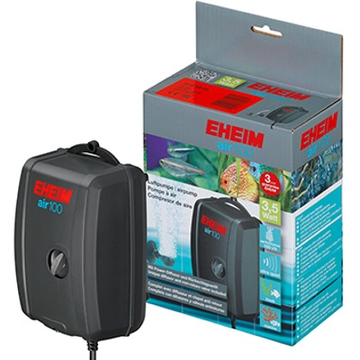 EHEIM Air 100 (3701) pompe à air 100 L/h très silencieuse pour aquarium