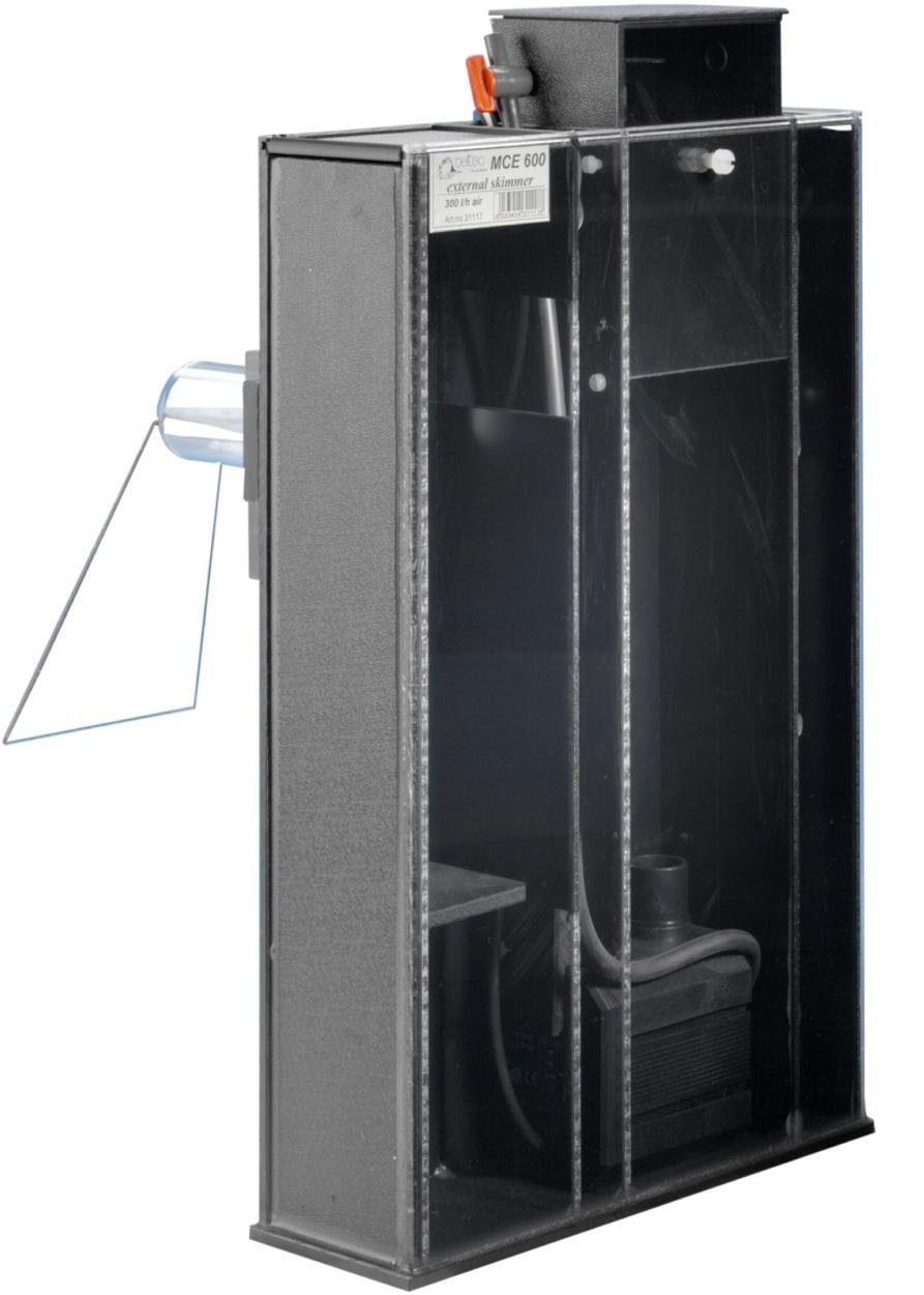 DELTEC MCE 600 écumeur à suspendre pour aquarium jusqu\'à 600L
