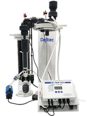 DELTEC CR TwinTech 1500 kit réacteur à Calcium pour aquarium jusqu\'à 1500 L