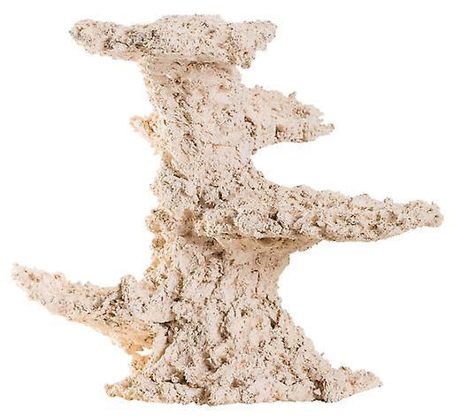 ARKA Column Natur 30 cm 3 Kg roche céramique haute porosité pour aquarium d\'eau de mer