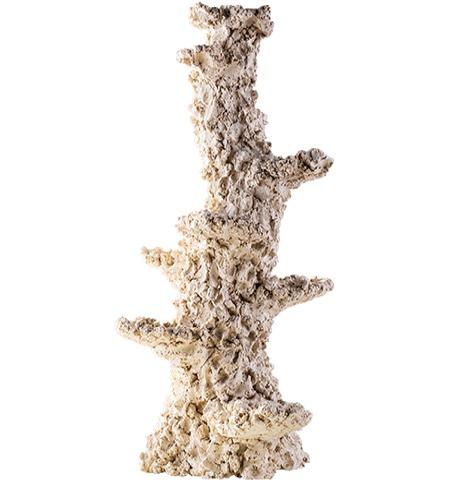 ARKA Column Slim 40 cm 2.5 Kg roche céramique haute porosité pour aquarium d\'eau de mer