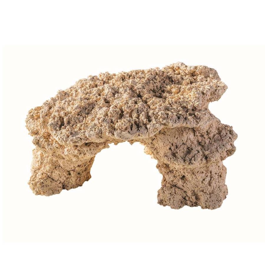 ARKA Reef Plateau 20 x 10 cm 0.9 Kg roche céramique haute porosité pour aquarium d\'eau de mer