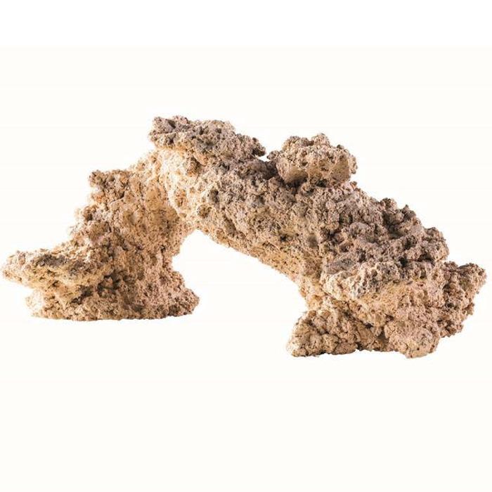 ARKA Arch  30 x 20 cm 1,3 Kg roche céramique haute porosité pour aquarium d\'eau de mer