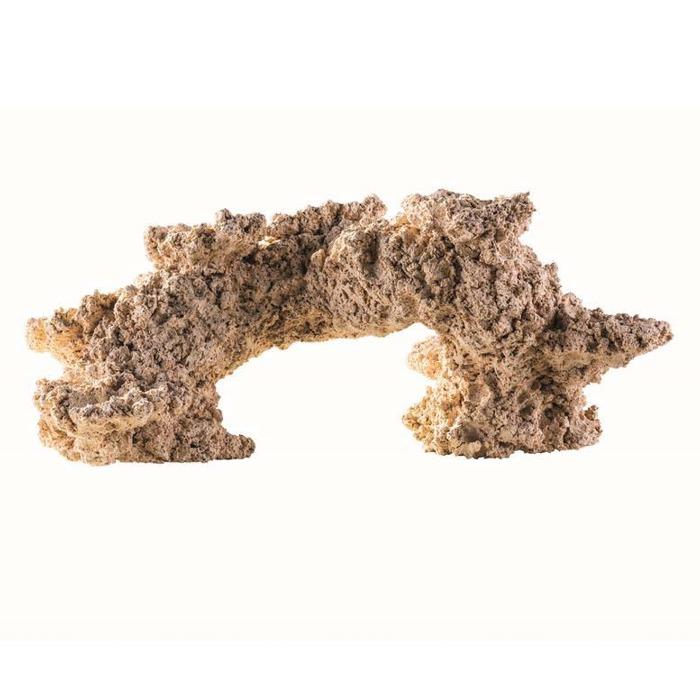 ARKA Arch  20 x 10 cm 1 Kg roche céramique haute porosité pour aquarium d\'eau de mer