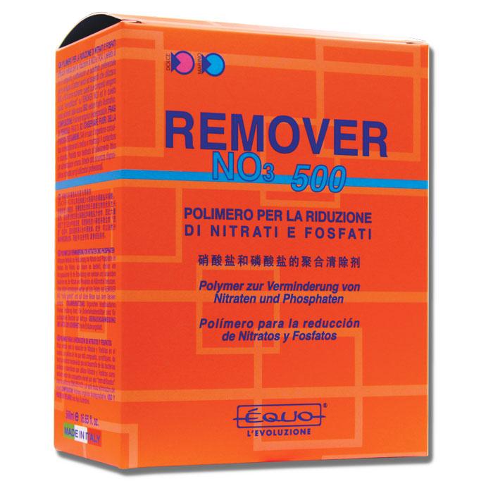 EQUO Remover NO3 500 ml Biopellets anti-nitrates pour aquarium d\'eau douce et eau de mer