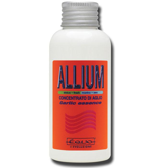 EQUO Allium 100 ml traitement naturel à base d\'ail contre les points blancs et autres parasites externes