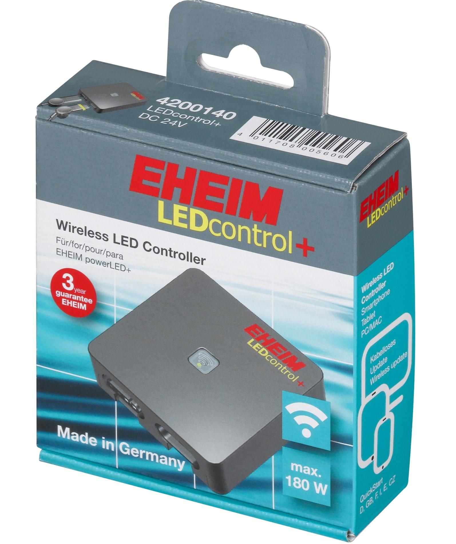 EHEIM LEDcontrol+ contrôleur Wireless pour rampe PowerLED+