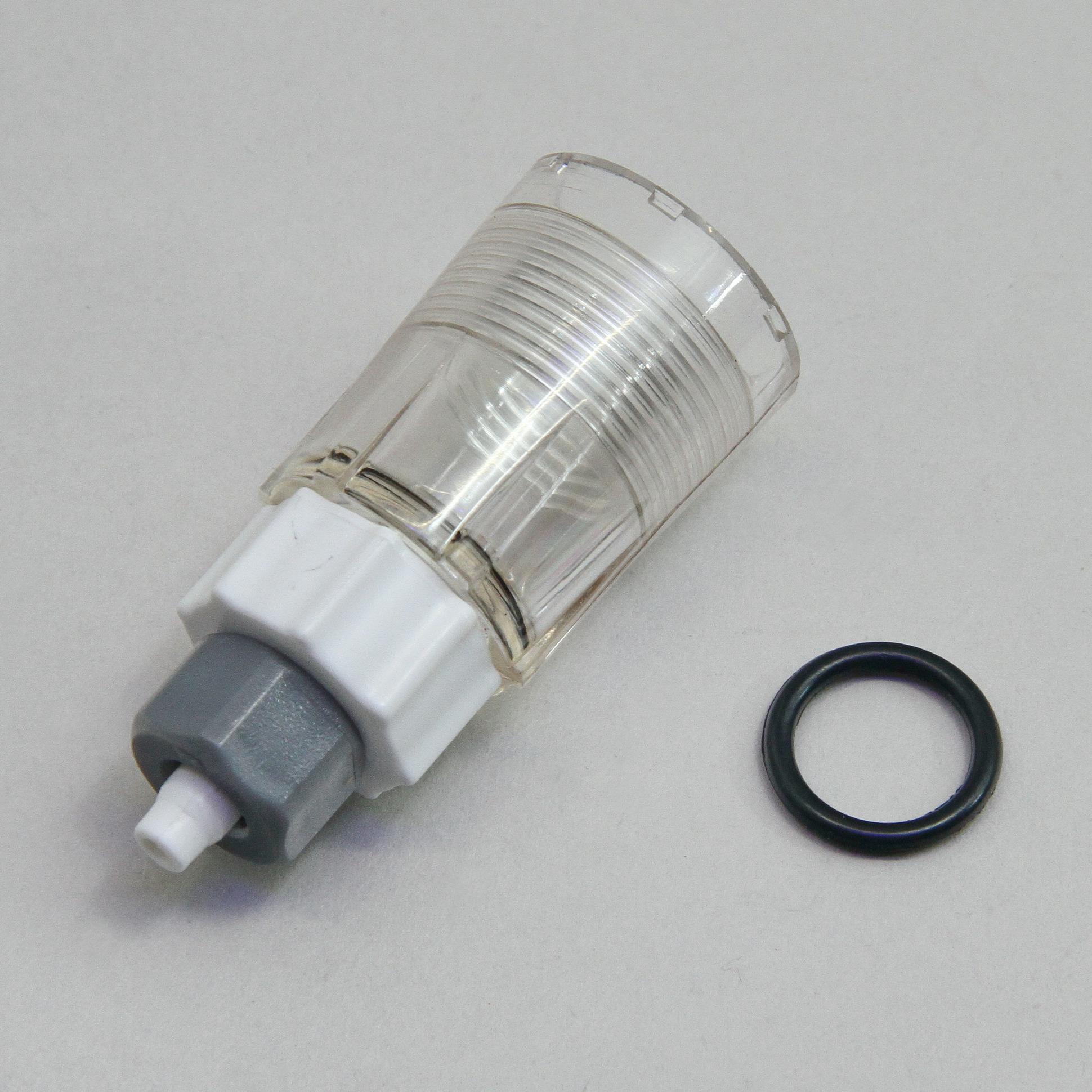 JBL ProFlora Direct Compte-bulles avec anti-retour pour diffuseurs CO2 Proflora Direct