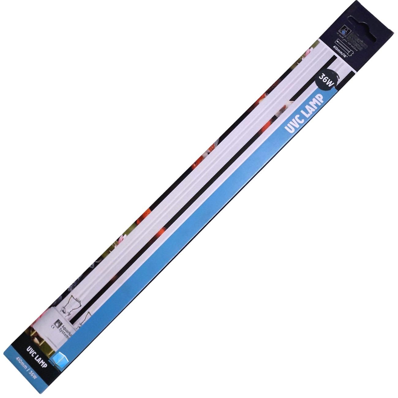 AQUARIUM SYSTEMS UVC Lamp 36W culot 2G11 ampoule compacte UV-C pour stérilisateur