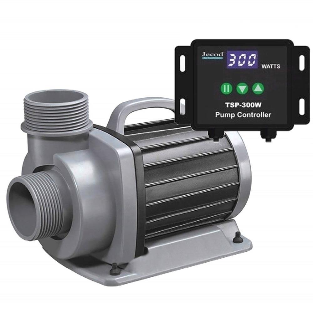 JEBAO JECOD TSP-30000 pompe universelle avec contrôleur pour débit réglable jusqu\'à 30000 L/h