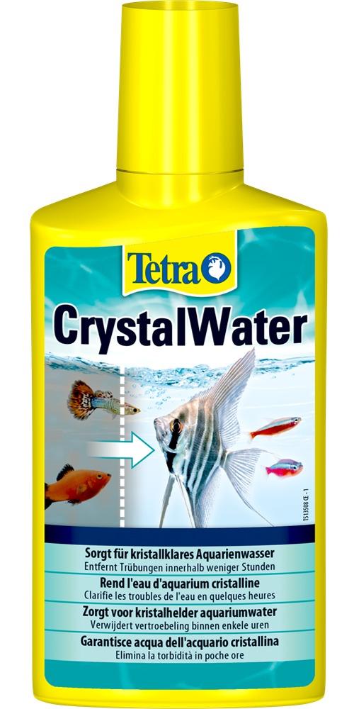 TETRA CrystalWater 250 ml traitement de l\'eau pour la rendre rapidement cristalline