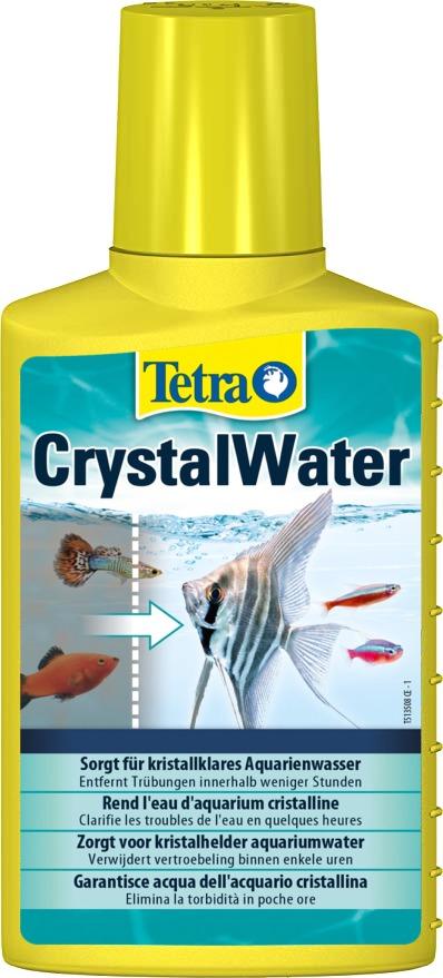 TETRA CrystalWater 100 ml traitement de l\'eau pour la rendre rapidement cristalline