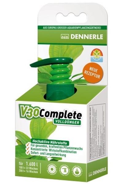 DENNERLE V30 Complete 25 ml engrais complet qualité pro pour traiter jusqu\'à 800 L