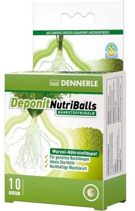 DENNERLE PlantaGold 7 lot de 10 capsules de bio-enzymes pour booster la croissance des plantes. Traite jusqu\'à 500 L