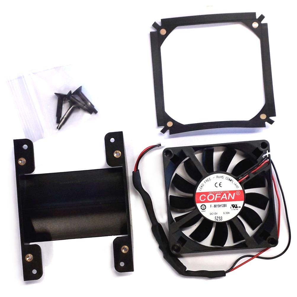 ECOTECH MARINE Ventilateur de rechange pour Radion XR30 G1, G2 et G2 Pro
