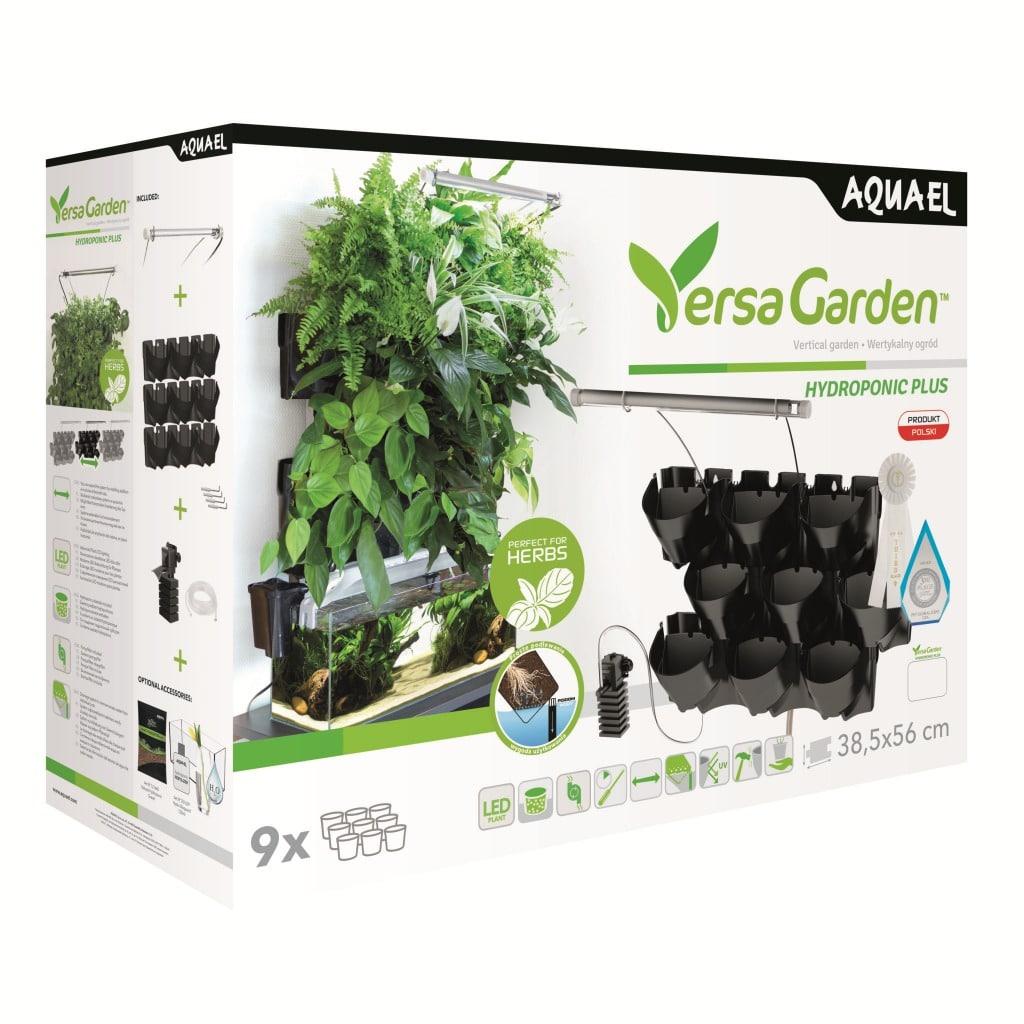 AQUAEL Wall Module Versa Garden Plus kit hydroponie pour la création d\'un mur végétal