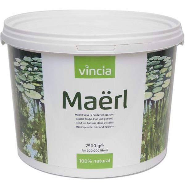 VINCIA Maërl 7500 gr clarifiant et assainissant 100% naturel pour bassin jusqu\'à 200000 L