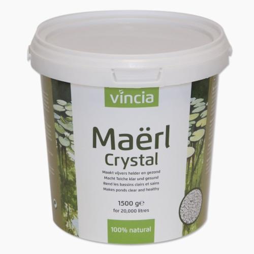 VINCIA Maërl Crystal 1500 gr clarifiant et assainissant 100% naturel en granulés pour bassin jusqu\'à 20000 L