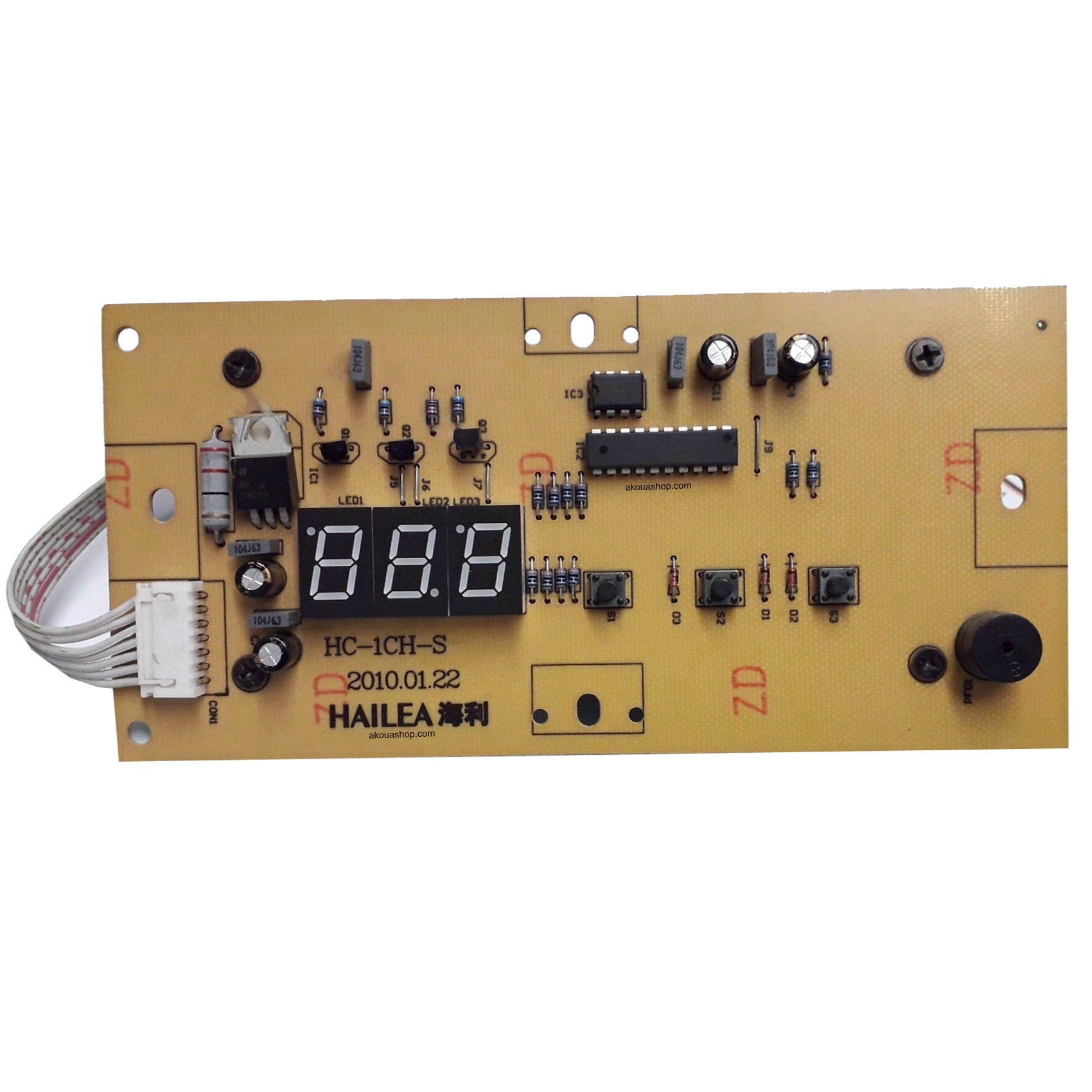 AQUAVIE Panel Control pour groupe foid ICE 2000