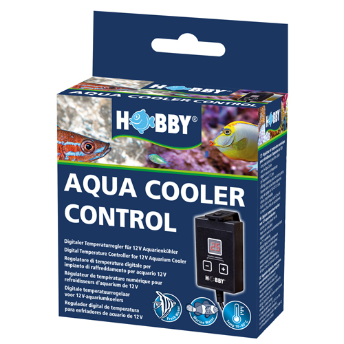 HOBBY Aqua Cooler Control thermostat électronique pour ventilateur d\'aquarium