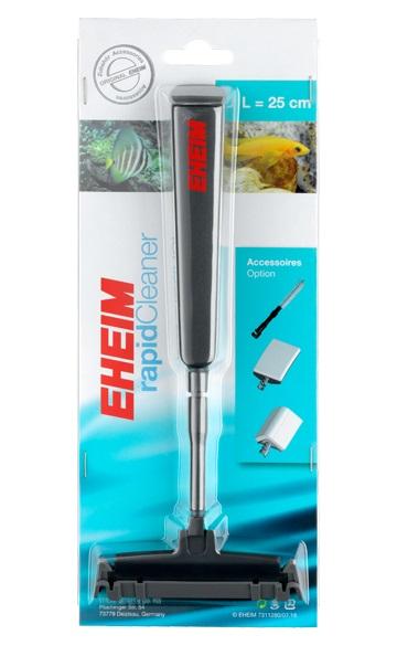 EHEIM RapidCleaner 25 cm racloir à lame pour l\'entretien facile des vitres d\'aquarium