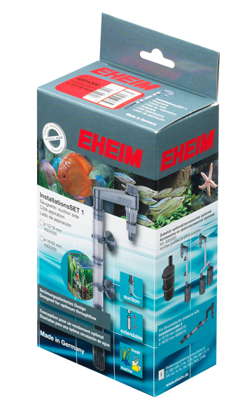 EHEIM 4004300 Kit Installation 1 - canne d\'aspiration universelle pour tuyau 12/16 mm