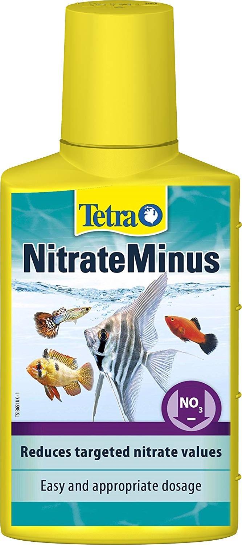 TETRA NitrateMinus 100 ml traitement de l\'eau pour réduire efficacement les nitrates