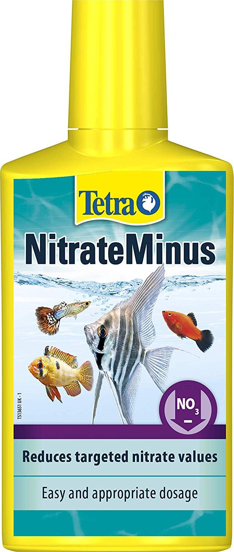 TETRA NitrateMinus 250 ml traitement de l\'eau pour réduire efficacement les nitrates