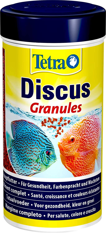 TETRA Discus 250 ml aliment complet pour les Discus et autres grands poissons d\'ornement