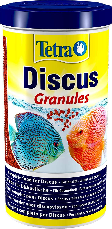 TETRA Discus 1L aliment complet pour les Discus et autres grands poissons d\'ornement