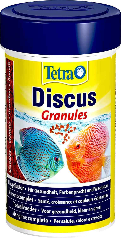 TETRA Discus 100 ml aliment complet pour les Discus et autres grands poissons d\'ornement
