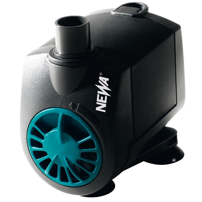 NEWA Jet NJ 600 pompe d\'aquarium universelle avec débit réglable de 200 à 550 L/h