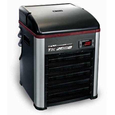 TECO TK2000 G2 Wi-Fi groupe froid refroidisseur d\'eau avec chauffage intégré pour aquarium jusqu\'à 2000 L